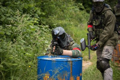 Paintball in Vilnius
