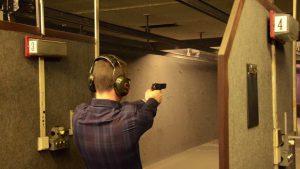 Stag do shooting