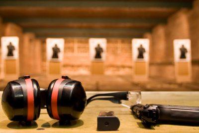 Shooting range Vilnius