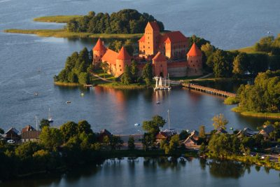 Trakai castle tour