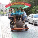 Vilnius beer bike