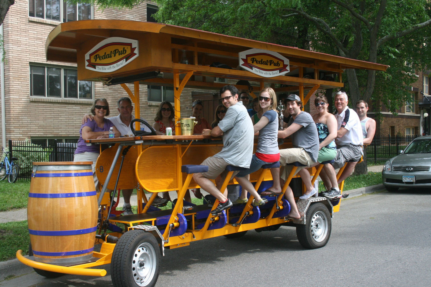 Beer Bycycle Tours