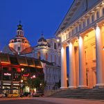 Vilnius night tour