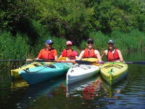 Vilnius kayaking tours