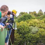 Vilnius bungee jumping